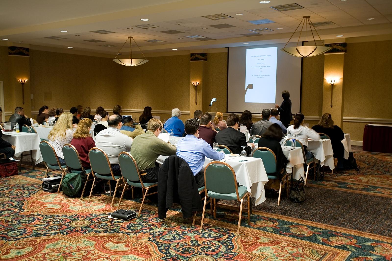 Conferences, Seminars, Workshops, Presentations